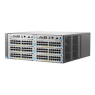 HPE J9821-61001 Aruba 5406R zl2 Power over Ethernet (PoE+) 4U Rack-Mountable 6-Slot Switch Module (3 Years Warranty)