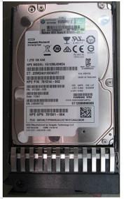 HPE EG1200JEMDA 1.2TB 10000RPM 2.5inch SFF Digitally Signed Firmware SAS-12Gbps Enterprise Hard Drive for ProLiant Gen2 to Gen7 Servers (3 Years Warranty)