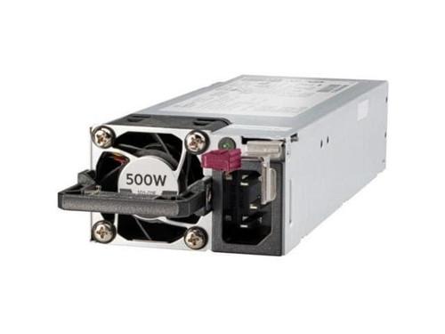 HPE 865399-201 500Watt 100V-240V AC Flex Slot Platinum Hot Plug Low HaloGenPower Supply Kit for Proliant Gen9 and Gen10 Servers (3 Years Warranty)