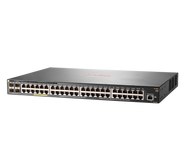 HPE JL357-61001 Aruba 2540 48G PoE+ 4SFP+ 48-Ports Rack-Mountable Managed Switch (Brand New with 3 Years Warranty)