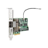 HPE 726825-B21 Smart Array P441/4GB FBWC 12Gbps Dual Ports PCI Express 3.0 x8 External SAS Controller for ProLiant Gen9 Servers and MSA 2040 Storage (3 Years)