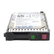 HPE 748385-001-SC 300GB 15000RPM 2.5inch SFF SAS-12Gbps Enterprise Hard Drive for Proliant Gen8 Gen9 and Gen10 Servers (3 Years Warranty)