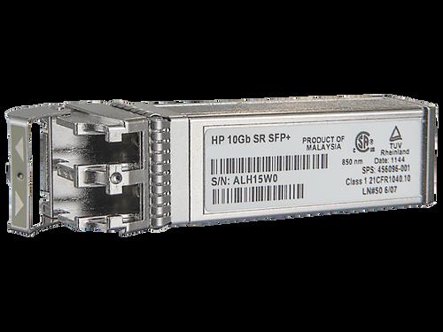 HPE 456096-001 c-Class 10Gb/s SFP+ SR Transceiver Module for BladeSystem and ProLiant Gen7 Gen8 Gen9 Servers (90 Days Warranty)