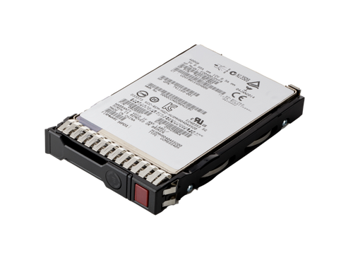 HPE 804593-B21 480GB 2.5inch SFF Read Intensive-2 SATA-6Gbps SC Solid State Drive for Proliant Gen8 Gen9 and Gen10 Servers (3 Years Warranty)