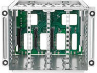 HPE 719067-B21 8-SFF Bay1 Cage/Backplane Kit for ProLaint DL380 Gen9 Servers (New Bulk with 1 Year Warranty)