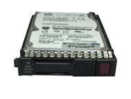 HPE 652564-B21 300GB 10000RPM 2.5inch Small Form Factor Dual Port SAS-6Gbps SmartDrive Carrier Hot-Swap Enterprise Hard Drive for Proliant Generation8 Generation9 and Generation10 Servers