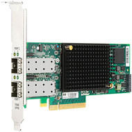 HPE StorageWorks CN1000Q 624499-002 PCI Express 2.0 x8 SFP+ Dual-Port Network Adapter for Proliant Generation6 and Generation7 Servers