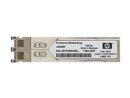 HPE J4859B 1Gbps SFP 1000Base-LX - LC Full Duplex Plug-in module Gigabit Ethernet Wired Transceiver Module