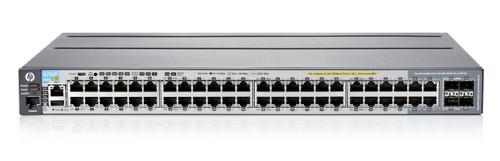 HPE Aruba Procurve J9729A 2920AL 48G PoE+ Gigabit Ethernet Stackable Rack Mountable Layer3 Managed Switch (90 Days Warranty)