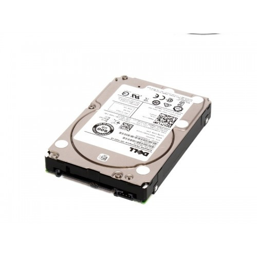 Dell 096G91 600GB 10000RPM 2.5inch Small Form Factor(SFF) SAS-6Gbps 32MB Buffer Hot-Swap Hard Drive for Poweredge and Powervault Servers