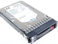 HPE 517350-001 300GB 15000RPM 3.5inch Large Form Factor SAS-6Gbps Dual Port Hot-Swap Enterprise Internal Hard Drive for Generation1 to Generation7 Proliant Server and Storage Arrays