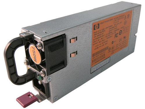 HPE 506821-001 750 Watt Common Slot Gold High Efficiency Hot-Swap Power Supply for ProLiant Server