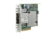 HPE Flexfabric 700751-B21 Dual Port 10Gbps Ethernet PCI Express 2.0 x8 534FLR-SFP+ Network Adapter for ProLaint Gen9 Gen10 and Apollo Gen9 Gen10 Servers (3 YR)