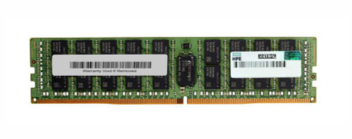 HPE 815100-B21 32GB 2666MHz PC4-21300 DIMM 288-Pin Dual Rank x4 ECC Registered CL19 DDR4 SDRAM Smart Memory Module for ProLiant Gen10 Servers (3 Years Warranty)