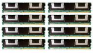 HPE 495604-B21 64GB (8x8GB) Dual Rank x4 667MHz ECC Registered CL5 (CAS-5-5-5) PC2-5300 Fully Buffered 240Pin DIMM DDR2 SDRAM Memory Kit for ProLaint Gen1 and Gen5 Servers
