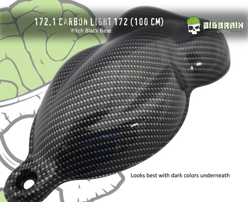 Carbon Light Silver White Carbon Fiber 172 Hydrographics Hydrographic Film Dip Pattern Big Brain Graphics Buy Film Trusted USA Seller Best in the Business