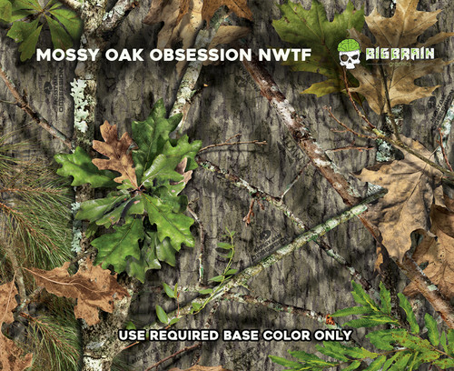 Mossy Oak Obsession NWTF National Wildlife Turkey Federation Official Pattern Camo Camouflage MossyOak Spring Camo Big Brain Graphics Only Official Reseller True Mossy Oak