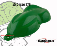 JD Green 378 John Deere Deer Tractor Green Paint Big Brain Graphics Hydrographics