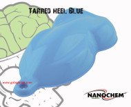 North Carolina Tarred Heel Tarheel Blue Big Brain Graphics Nanochem Paint College Color Match