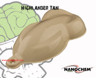 SALE RTS  NanoChem Highlander Tan Paint PINT