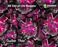 RN Star of Life - Custom Film