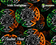 Irish Firefighter - Custom Film