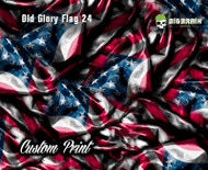 Custom Flag Printed Film Hydrographics Film Pattern Big Brain Graphics Hydrographics Printer Custom USA Trusted Seller