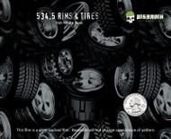 Rims & Tires 534.5 (50 CM)