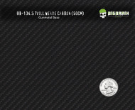 Twill Weave Carbon Fiber Hydrographics Pattern Buy Film Big Brain Graphics Gunmetal Grey Base Quarter Reference
