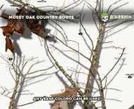 Mossy Oak Country Roots Winter Snow Camo Hunting Camoflauge Hydrographics Pattern Dip Film Big Brain Graphics Authorized Seller