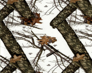 Mossy Oak Blaze Camo - (No White Backing) Limited Edition