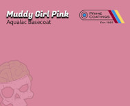 Muddy Girl Pink Prime Coatings Aqualac Paint OEM Manufacturer Paint Solution Big Brain Graphics Coatings Supplier Louisiana