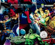 Avengers Marvel Infinity War Comics Book Movies Movie Hydrographics Dip Film Pattern Big Graphics Trusted Seller Usa Based Nanochem Yeti White Base Quarter Reference 2