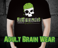 Brain Wear Logo T-Shirt Adult