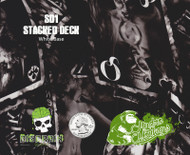 Stacked Deck Hydrographics Pattern Film Buy Dipping Big Brain Graphics Seller White Base Big Brain Graphics Quarter Reference