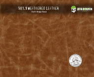 Weathered Leather Hydrographics Film Pattern Buy Dip Big Brain Graphics White Base Quarter Reference