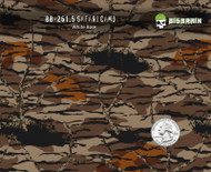 Safari Bottomland Bottom Camo Camouflage Hydrographics Film Pattern Big Brain Graphics White Base Quarter