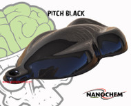 NanoChem Pitch Black Super Black Hydrographics Paint Durable Speed Shape Big Brain Graphics