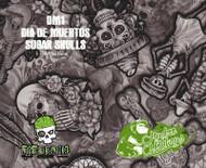 Dia De Muertes Sugar Skull (100 CM)
