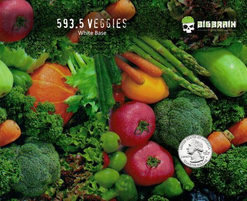 Veggies Vegetables Potatoes Kale Carrots Grapes Fruit Hydrographics Pattern Buy Film Big Brain Graphics USA Seller White Base Quarter Reference