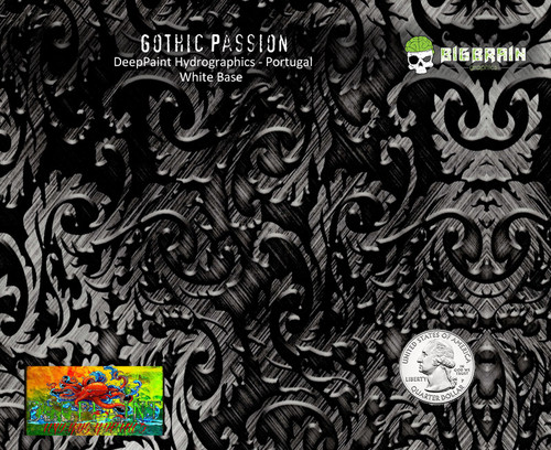 gothic passion etched metal realistic metal deep paint portugal