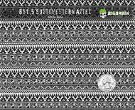 Southwestern Aztec Southwest Blanket Hydrographics Pattern Film Buy USA Seller Big Brain Graphics White Base Quarter Reference