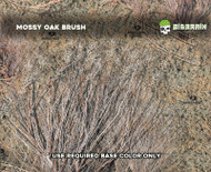 Mossy Oak Camo Camoflauge Hunting Camo Desert Bushes Hydrographics Film Pattern Dip Big Brain Graphics Authorized Seller