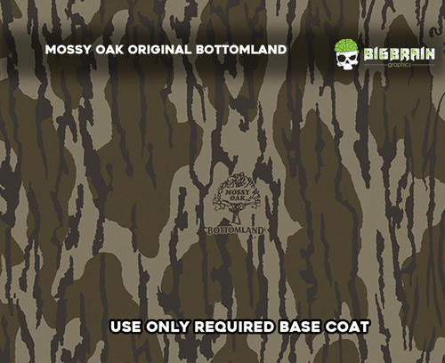 e936d7fd50082 Mossy Oak Old School Original Bottomland Camo - Big Brain Graphics