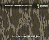 Mossy Oak Old School Original Bottomland Hunting Camo Effective Tree Bark Realistic Camoflauge Hydrographics Film Dip Pattern Big Brain Graphics Authorized Seller