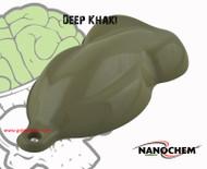 Nanochem Deep Khaki Brown Tan Beige Hydrographics Paint Big Brain Graphics Seller USA Trusted