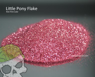 Little Pony Pink Flake Metal Flake Awesome Automotive Clear Big Brain Graphics Hydrographics Sprayable Spray
