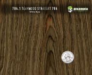 Teakwood Straightgrain Woodgrain 784 Hydrographics Film Pattern Big Brain Graphics Trusted Seller White Base Quarter Reference