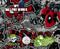 Half Pint Heroes Heros Hydromonkeys Ironman Deadpool Spiderman Hydrographics Pattern Dip Big Brain Graphics  USA Seller Trusted Supplier Coatings White Base Quarter Reference