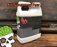 Pint Activator SuperBrew K2 Hydrovator Activator Big Brain Graphics Hydrographic Supplier Film